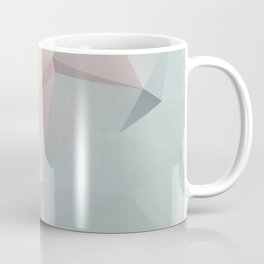 Pastell 2 – modern polygram illustration, wall art print Coffee Mug