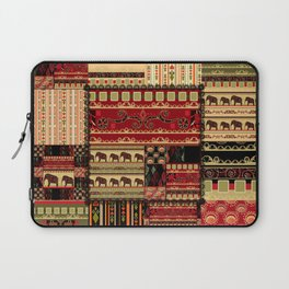 African patchwork. Laptop Sleeve