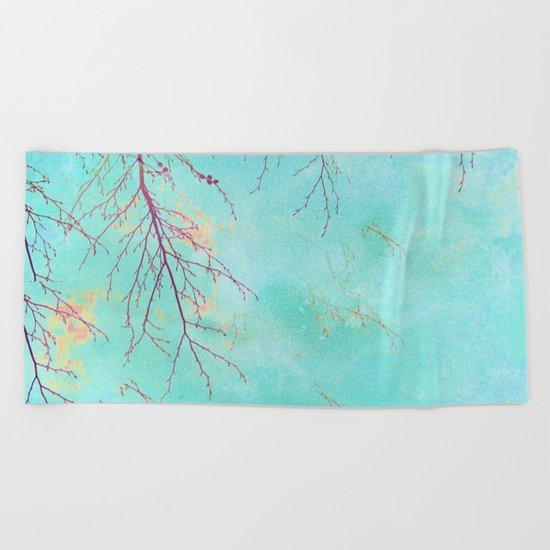 #167 Beach Towel