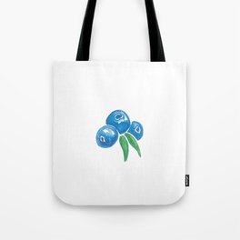 Why So Blueberry? Tote Bag