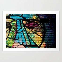 Simple Simon Art Print