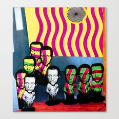 Bogeys Canvas Print