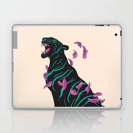 Black tiger Laptop & iPad Skin