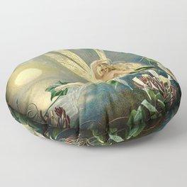 """""""Morning"""" by John Simmons (1867) Floor Pillow"""