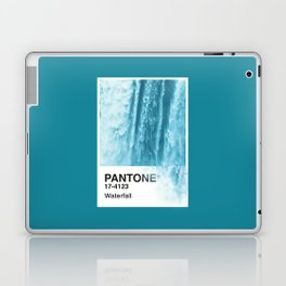 PANTONE SERIES – WATERFALL Laptop & iPad Skin