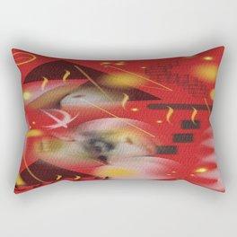 Homage to Balzac n.12 Rectangular Pillow