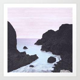 The sea song Art Print