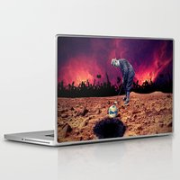 golf Laptop & iPad Skins featuring Golf by Cs025