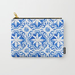 Hampton blue Carry-All Pouch
