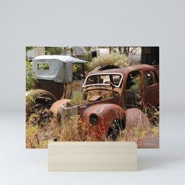 End of the Road Mini Art Print