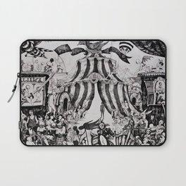 Circus of life II Laptop Sleeve