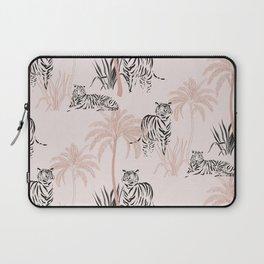 Tiger safari light Laptop Sleeve