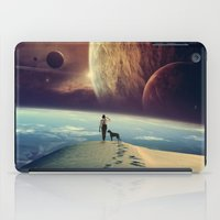 dog iPad Cases featuring Explorer by POP.