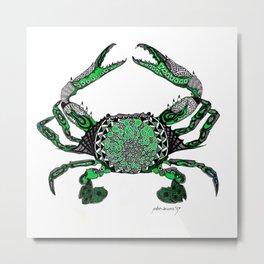 Ol' Green Metal Print