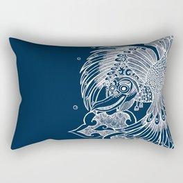The Garuda Rectangular Pillow