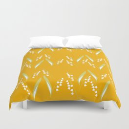 May there be Lily of the Valley Duvet Cover
