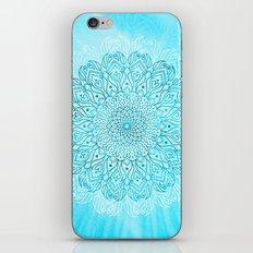 MandalaS6-2 iPhone Skin