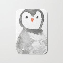 Mr. Penguin Bath Mat