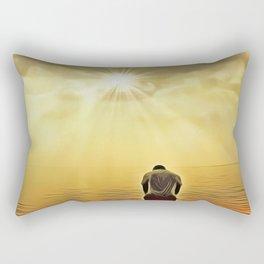 Wade in the Water Rectangular Pillow