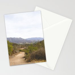 Wide Open Trail Stationery Cards