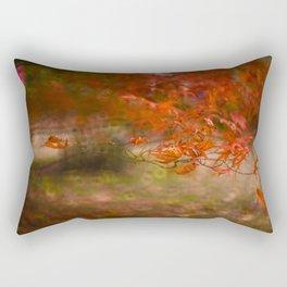 Acer in autumn Rectangular Pillow