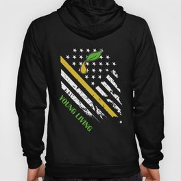 young living american t-shirts Hoody
