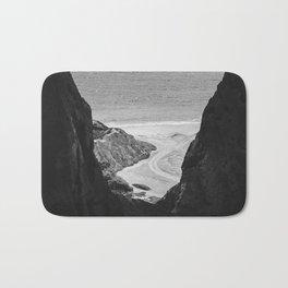 Beach between rocks - Conde - PB, Brasil Bath Mat