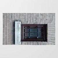 window Area & Throw Rugs featuring Window by Marieken