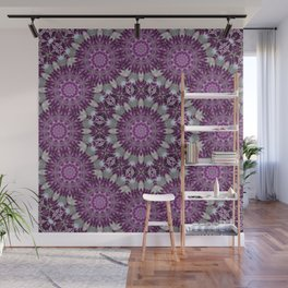 Violetts Wall Mural