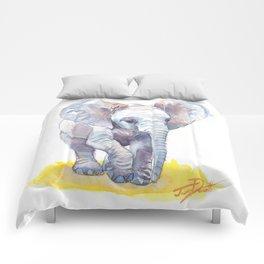 Ivy's Baby Elephant Comforters