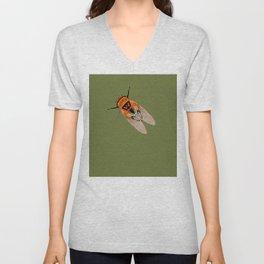 Cicada Unisex V-Neck