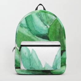 succulent echeveria Backpack