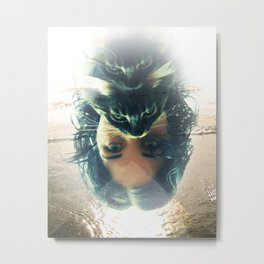 LionHeart Metal Print