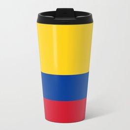 Flag of Colombia-Colombian,Bogota,Medellin,Marquez,america,south america,tropical,latine america Travel Mug