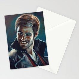 Captain Killian Jones Stationery Cards