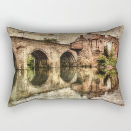 Old Durham Rectangular Pillow