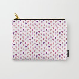 Color Heart Carry-All Pouch
