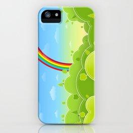 Untrodden Woods iPhone Case