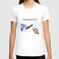 regular show T-shirts featuring regular show by tukylampkin