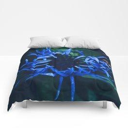 Cornflower Blue Comforters