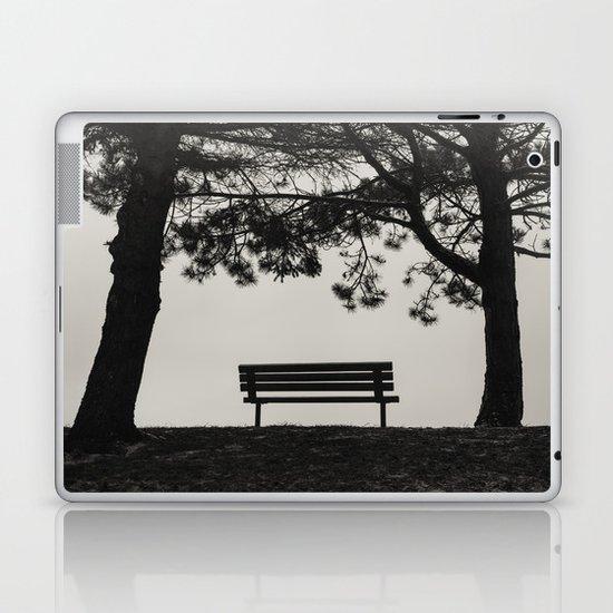 Winter's Shelter Laptop & iPad Skin
