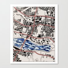 Lacking in Depth Canvas Print