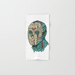 Undead Jason Hand & Bath Towel
