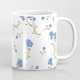 Forget me not II Coffee Mug