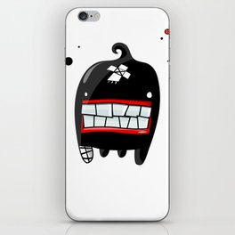 MONSTER 2 iPhone Skin