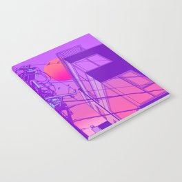 Anime Wires Notebook