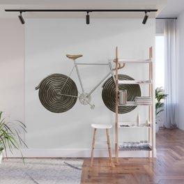 Licorice Bike Wall Mural