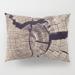 Cracks in Time - Photography #Society6 Pillow Sham