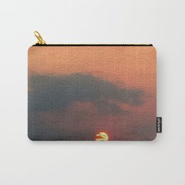 Dragon steals the Sun Carry-All Pouch