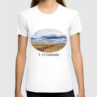 feet T-shirts featuring 13,000 Feet by Chris Root